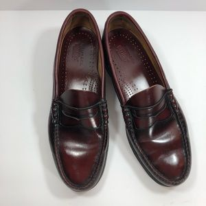 G.H. BASS & CO | Logan flat strap weejuns loafer